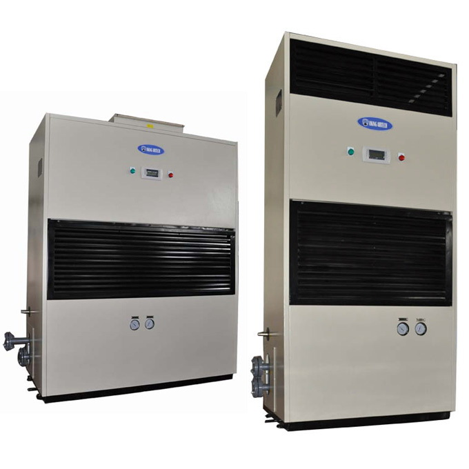 Air Conditioner Package Unit Section : Return air type packaged a c unit viking airtech