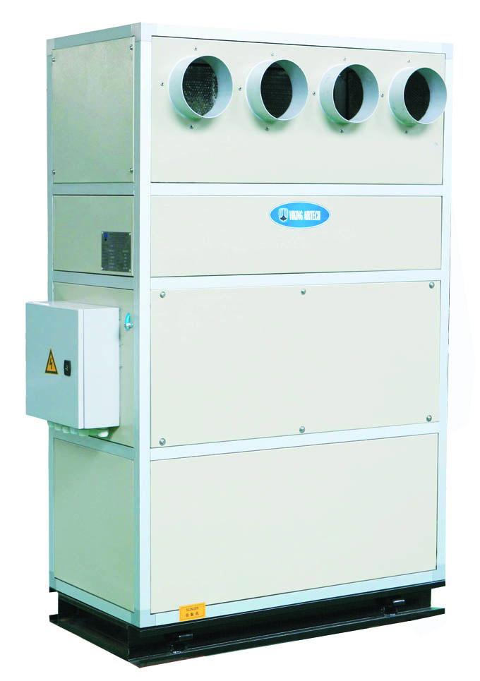 Vertical Type Defrosting Heater Viking Airtech
