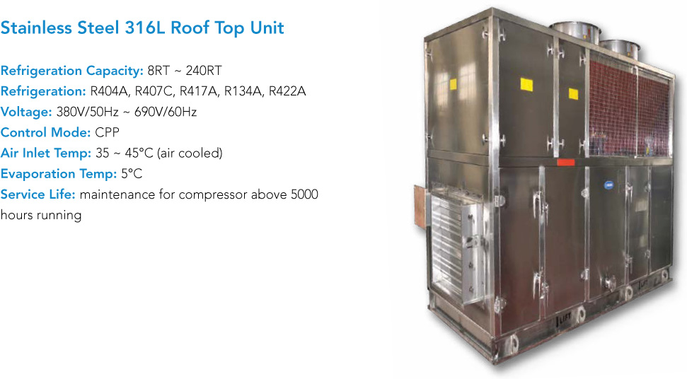 Roof Top Units | Viking Airtech